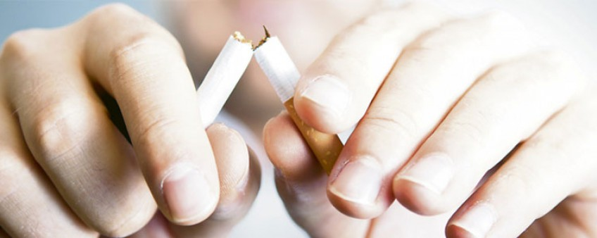 Aider quelqu'un à arrêter de fumer
